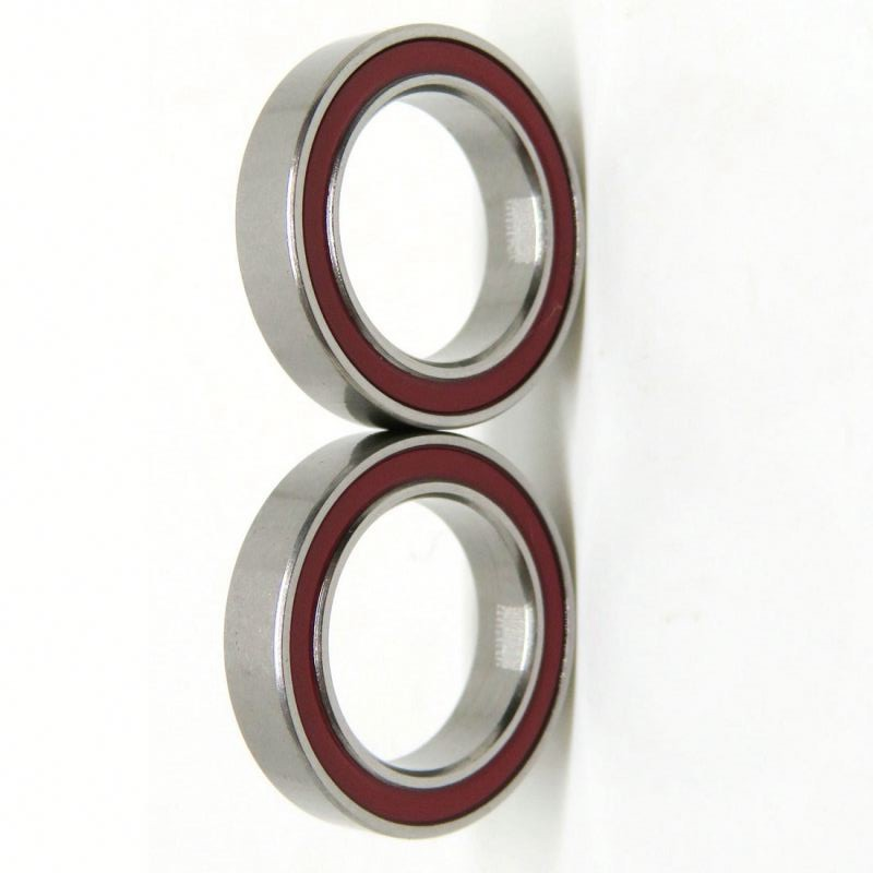 High Precision Bearing 6906-2RS Rubber Seal Ball Bearing